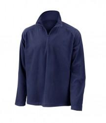 Image 4 of Result Core Zip Neck Micro Fleece