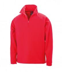 Image 5 of Result Core Zip Neck Micro Fleece