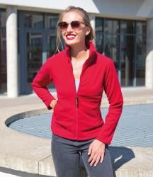 Result Ladies Horizon High Grade Micro Fleece Jacket image