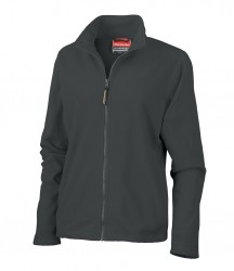 Result Ladies Horizon Compact Density Micro Fleece Jacket image