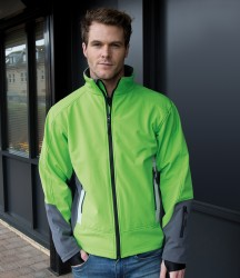 Result Blade Soft Shell Jacket image