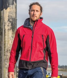 Result Soft Shell Activity Jacket image