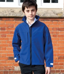 Result Kids Classic Soft Shell Jacket image