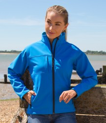 Result Ladies Classic Soft Shell Jacket image