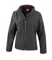 Image 3 of Result Ladies Classic Soft Shell Jacket