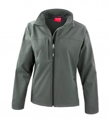 Image 4 of Result Ladies Classic Soft Shell Jacket