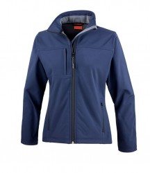 Image 5 of Result Ladies Classic Soft Shell Jacket