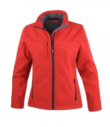 Image 6 of Result Ladies Classic Soft Shell Jacket