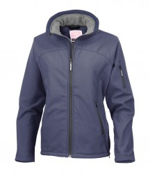 Image 3 of Result Ladies Soft Shell Jacket