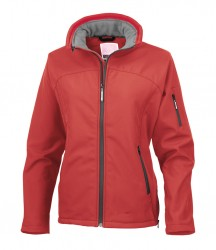 Image 2 of Result Ladies Soft Shell Jacket