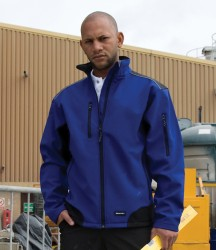 Result Work-Guard Ripstop Soft Shell Jacket image
