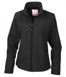 Result Ladies Base Layer Soft Shell Jacket image