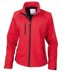 Image 2 of Result Ladies Base Layer Soft Shell Jacket