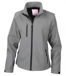 Image 5 of Result Ladies Base Layer Soft Shell Jacket