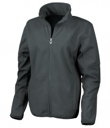Image 2 of Result Ladies Osaka Combed Pile Soft Shell Jacket
