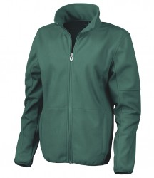 Image 3 of Result Ladies Osaka Combed Pile Soft Shell Jacket