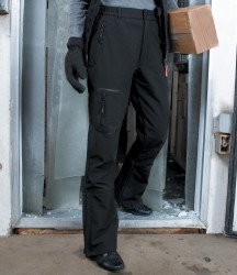 Result Work-Guard Ladies TECH Performance Soft Shell Trousers image