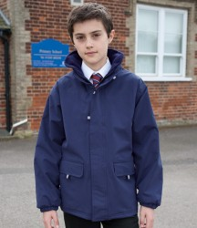Result Kids/Youths Rugged Stuff Long Lined Coat image