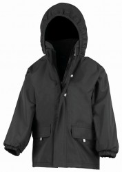 Result Kids/ Youths Rugged Stuff Long Lined Coat image