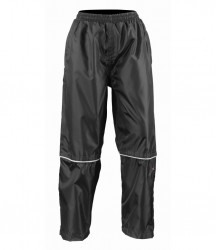 Result Kids/Youths Waterproof 2000 Team Trousers image
