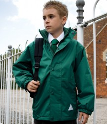 Result Kids/Youths StormDri 4000 Reversible Jacket image