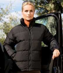 Result Urban Ladies Holkham Down Feel Jacket image