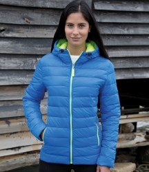 Result Urban Ladies Snow Bird Padded Jacket image