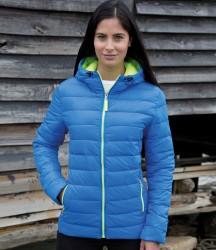 Result Urban Ladies Snow Bird Padded Jacket image