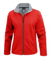 Image 2 of Result Core Ladies Soft Shell Jacket