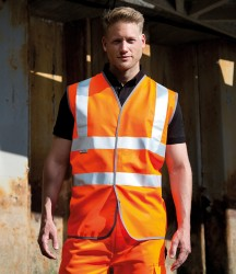 Result Safe-Guard Hi-Vis Vest image