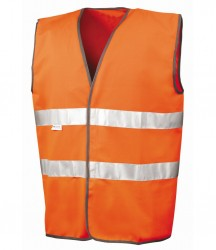 Result Safe-Guard Motorist Hi-Vis Safety Vest image