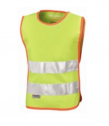 Result Safe-Guard Kids Hi-Vis Tabard image