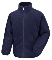 Image 2 of Result Core Polartherm™ Quilted Winter Fleece Jacket
