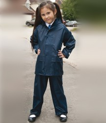 Result Core Kids Waterproof Rain Suit image