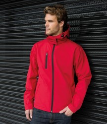 Result Core Hooded Soft Shell Jacket image