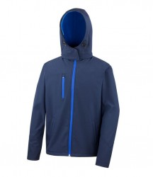 Image 3 of Result Core Hooded Soft Shell Jacket