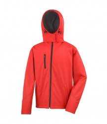 Image 4 of Result Core Hooded Soft Shell Jacket