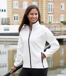 Result Core Ladies Printable Soft Shell Jacket image