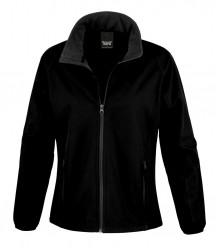 Image 2 of Result Core Ladies Printable Soft Shell Jacket