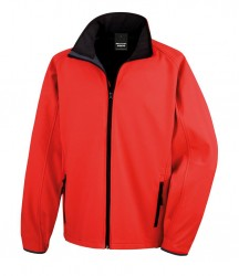 Image 6 of Result Core Printable Soft Shell Jacket