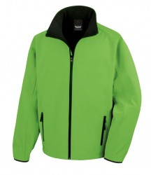 Image 5 of Result Core Printable Soft Shell Jacket