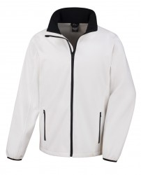 Image 4 of Result Core Printable Soft Shell Jacket