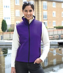 Result Core Ladies Printable Soft Shell Bodywarmer image