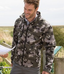 Result Urban Camo TX Performance Soft Shell Jacket image