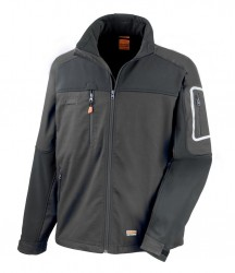 Result Work-Guard Sabre Soft Shell Jacket image