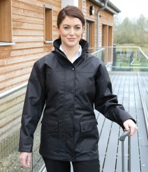 Result Work-Guard Ladies Platinum Managers Jacket image