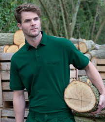 Result Work-Guard Apex Piqué Polo Shirt image