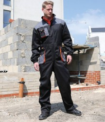 Result Work-Guard Lite Unisex Coverall image