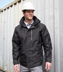 Result Work-Guard Denim Texture Rugged Jacket image