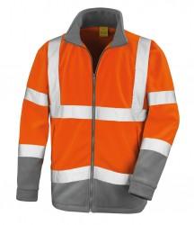 Result Safe-Guard Hi-Vis Micro Fleece Jacket image